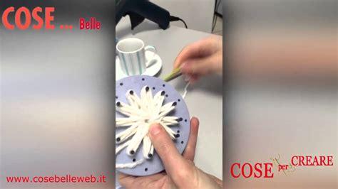 telaio per creare fiori tutorial telaio fiori prym