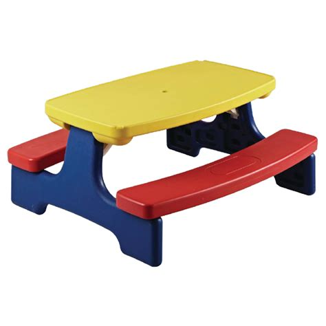 Childrens picnic table hire chair hire london