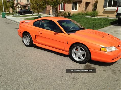 1996 mustang coupe 1996 ford mustang gt coupe 2 door 4 6l