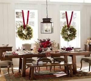Pottery Barn Benchwright Dining Table 35 Bastelideen F 252 R Fenster Weihnachtsdeko