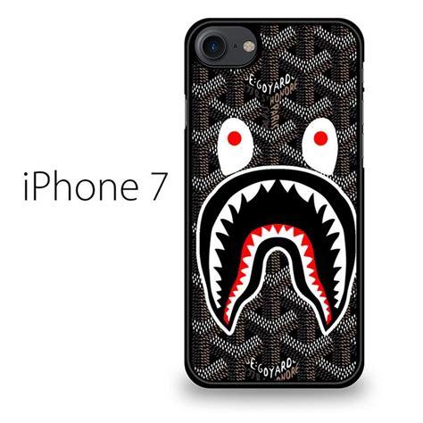 Bape Shark Iphone X 7 8 6 Samsung S7 S8 Note 8 Vivo V5 V7 Oppo F5 25 beste idee 235 n goyard iphone op telefoonhoesjes telefoons en iphone 6