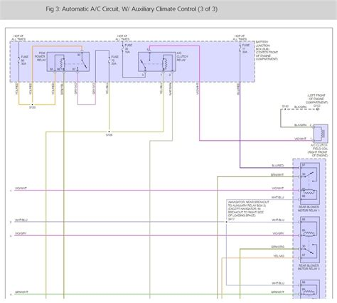 2003 lincoln navigator stereo wiring diagram wiring