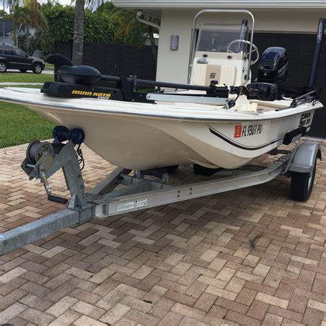 carolina skiff boat only for sale 2014 carolina skiff jv15 only 9 2 hours the hull
