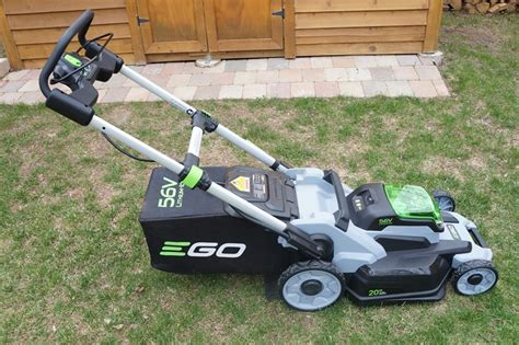 ego 56v lawn mower tools in power tools and gear