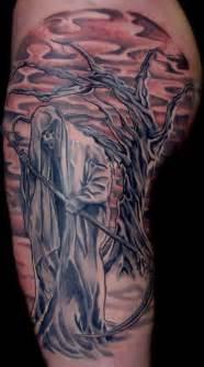 graveyard tattoo images amp designs