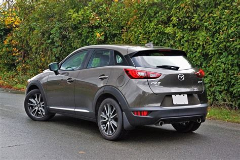 mazda cx3 2017 mazda cx 3 gt awd the car magazine
