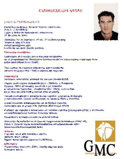 Modelo De Curriculum Vitae Profesional Contador Las Mentiras M 225 S Comunes En Curriculum Vitae Gmc Factor Humano