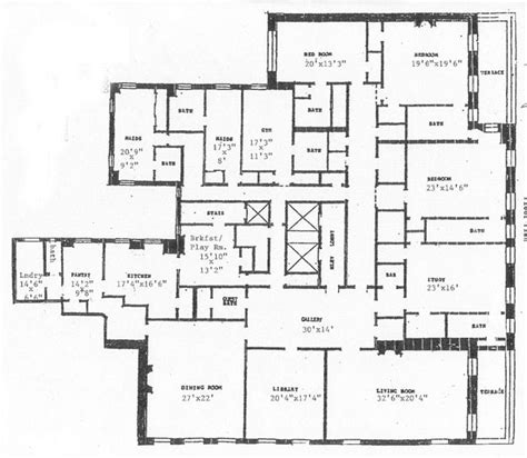 740 park avenue floor plans 28 images vera wang