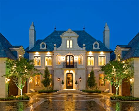 Monday Eye Candy Stunning Classical French Home In Dallas Dallas Home Design