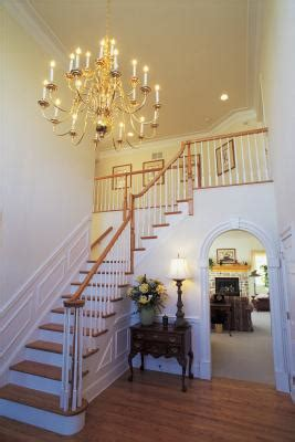 chandelier height for 20 foot ceiling how high to hang a chandelier in a foyer home guides