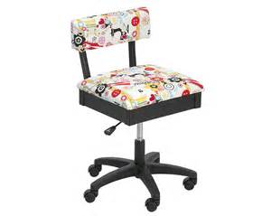 sewing chairs horn gaslift pattern sewing chair home sew aspley