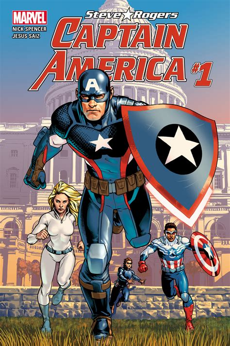 Captain Original marvel brings back original captain america in new
