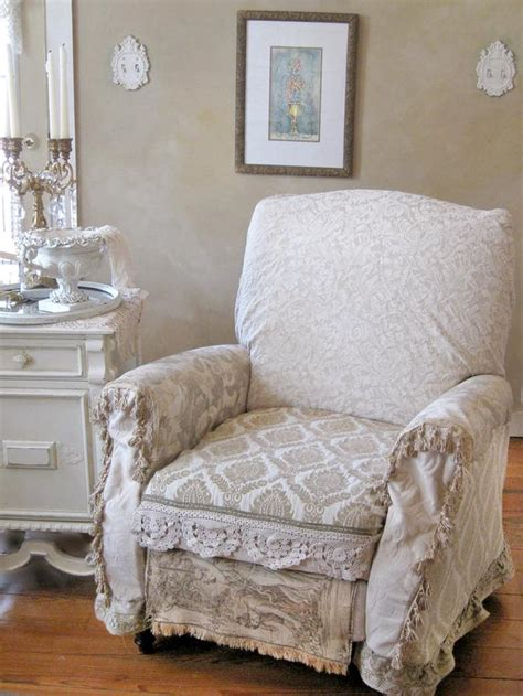 Shabby Chic Recliner by Shabby Chic Living Rooms Living Room And Dining Room