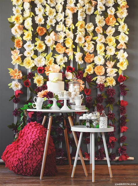 Wedding Backdrop With Flowers by Browse And Craft Our Top Diy Wedding Decorations