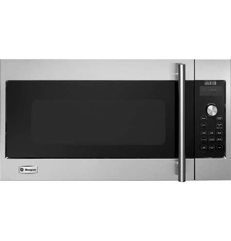 Marketing Refrigerator Micro Wave zsa2201rss monogram advantium 174 240 above the cooktop