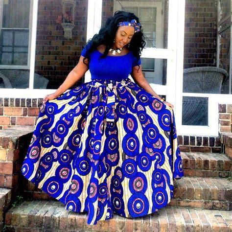 Simple Elegant African Dresses For Weddings   best 25