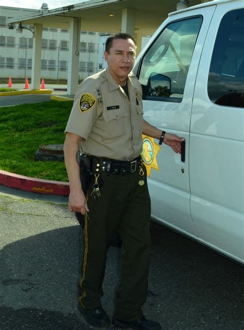 Correctional Officer California by Boxing Legend Traded Gloves For Badge As Cdcr Correctional