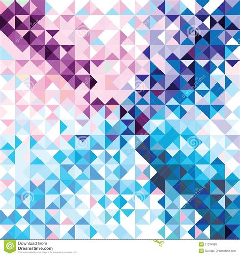 geometric shape pattern background geometric background for design stock vector