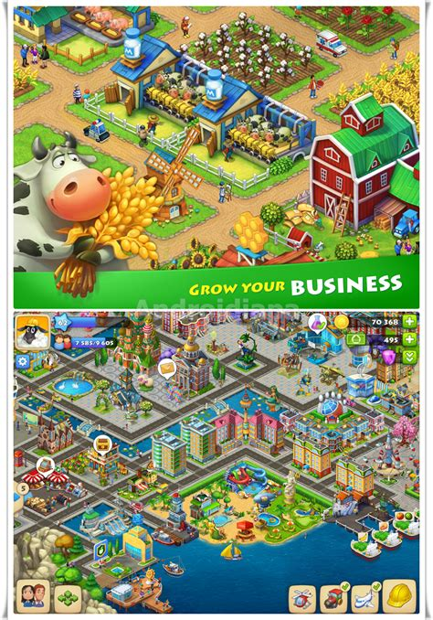township unlimited money apk township v5 0 1 mod apk with unlimited money resources androidiapa