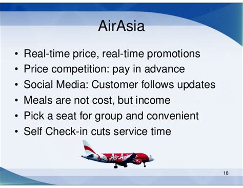 airasia group check in business value creation through information technology