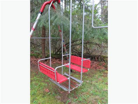 used swing sets for sale multi age multi seater metal swing set for sale outside