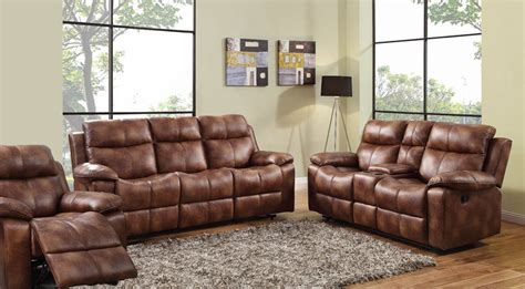 living room furniture brooklyn brooklyn heights mocha microfiber reclining living room