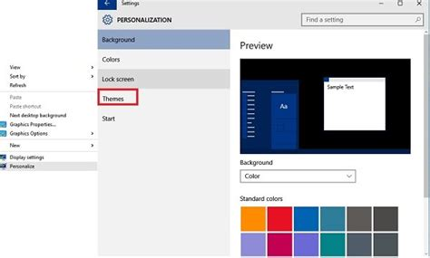 how do i change my screen color back to normal how to change theme lock screen wallpaper in windows 10