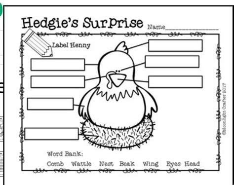 hedgie s book companion author studies farm