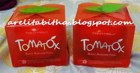 Harga Tony Moly Mask tomatox vs ori