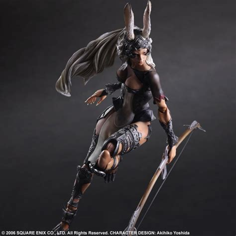 fran final fantasy 12 final fantasy xii s stunning fran joins the play arts kai line