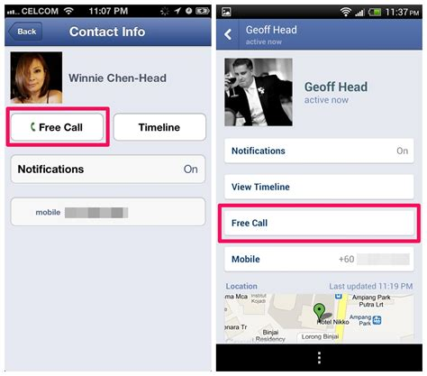 fb gratis facebook messenger free call available in malaysia