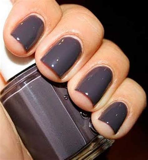 nail winter colors  styles