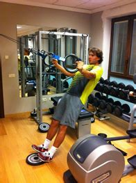 celebrity home gyms 5 home gyms from celebrities e sports international