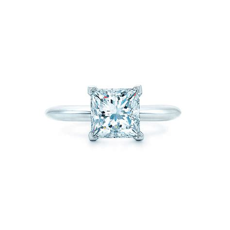 Princess Cut Rings by Princess Cut Engagement Rings Co