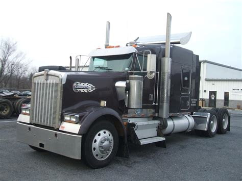 kenworth trucks for sale in pa 2000 kenworth w900l conventional trucks for sale 53 used