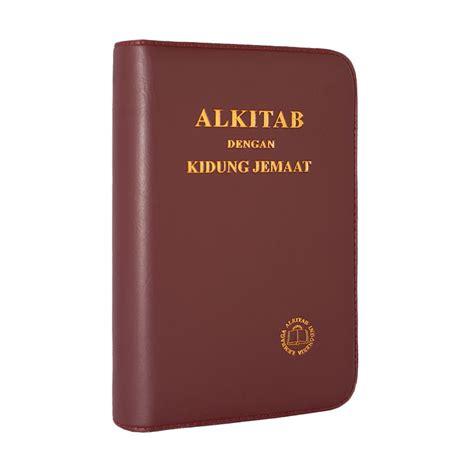 Alkitab Tb 034 Ti Harley jual alkitab lai tb034ti kj lb coklat harga