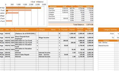 financial excel template financial printable planner calendar template 2016