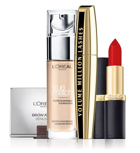 L Oreal Makeup l or 233 al cosmetics fi l or 233 al makeup mascara