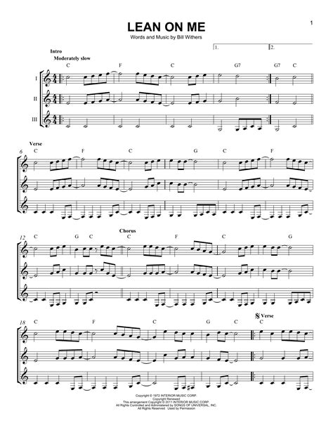 lean on me bathroom song lean on me sheet music direct