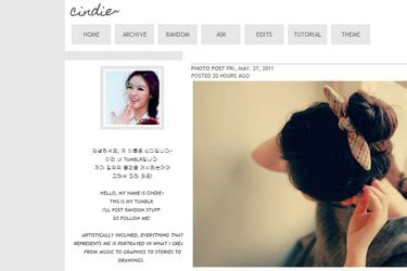 themes for tumblr simple white themes tumblr