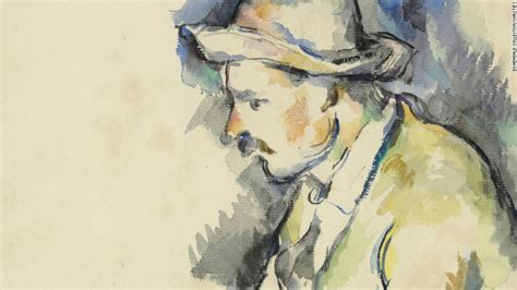 cezanne masters of art rediscovered cezanne quot card players quot sketch set to sell for millions cnn