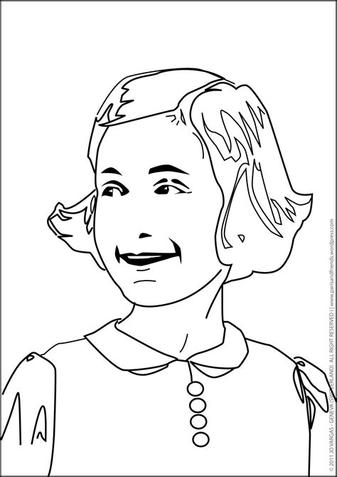 Free Coloring Pages Of Anne Franks Diary Franks Coloring Pages