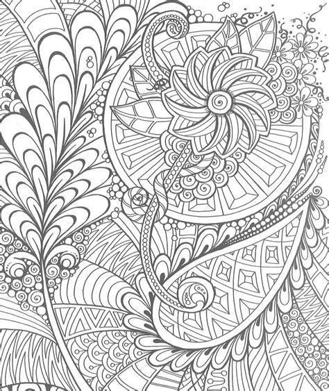 zendoodle coloring page zendoodle coloring creative sensations julia snegireva