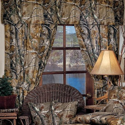 all purpose camo drape and valance