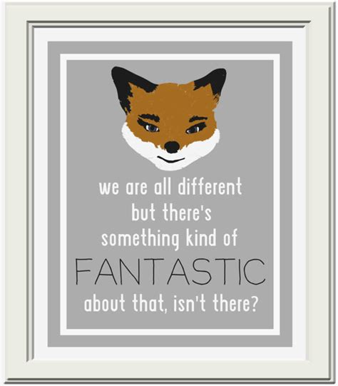 printable version of fantastic mr fox fantastic mr fox quote printable by oliveandbirch on etsy