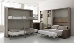 Modern Contemporary Bedroom mscape wall beds mscape modern interiors