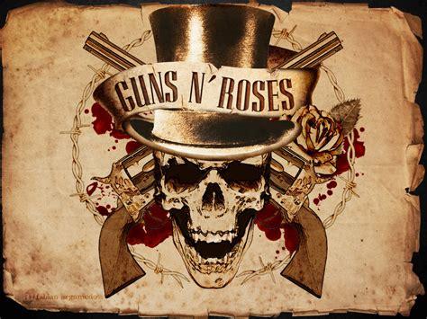 Guns N' Roses old paper by FabianAU on DeviantArt