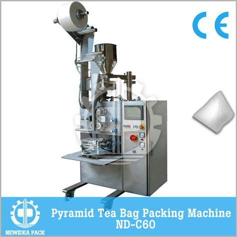 Tea Bag Machine Tea Machine Tea Tea Bag Paper by China Ultrasound Sealing Pyramid Shape Tea Bag Packing Machine Nd C60 Photos Pictures Made