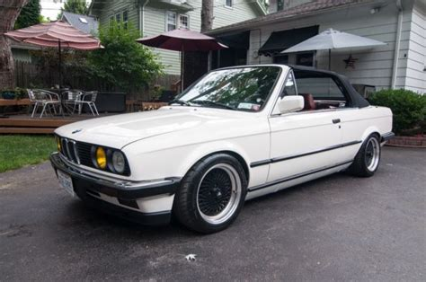 1988 bmw 325i convertible 1988 bmw 325i e30 imported convertible for sale bmw