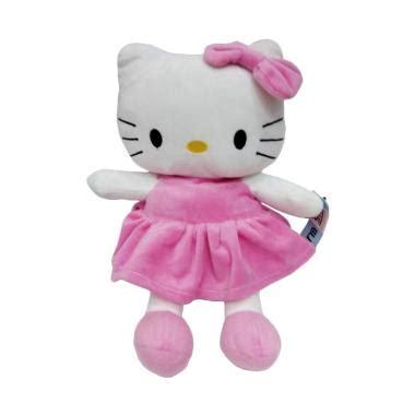 Mainan Boneka Hello I You Bobs jual mothercare hellokitty mainan bayi musical tarik